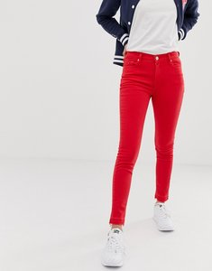 Read more about Tommy jeans nora mid rise skinny jeans