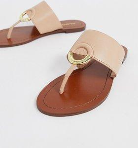 16c7975b98ea bibus leather imitation leopard print sandals black 41 7 black beige ...