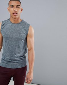 Read more about French connection sleeveless gym vest - navy