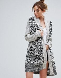 Read more about John jenn larsa textured cardigan - apres ski