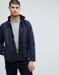 Read more about Barbour monroe jacket in navy - navy