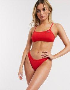 Read more about Nike swim bikini bottom - university red