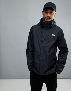 Read more about The north face resolve 2 jacket hooded waterproof in black - black