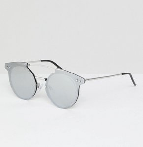 Read more about Cheap monday mirrored sunglasses - silver