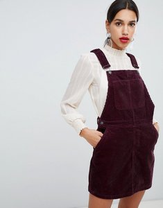 Read more about Vero moda cord pinafore dress - winetasting