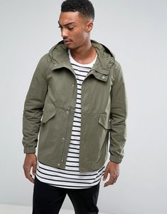 Read more about Only sons parka jacket - green