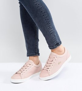 Read more about Lacoste straightset 118 2 in dusky pink - pink