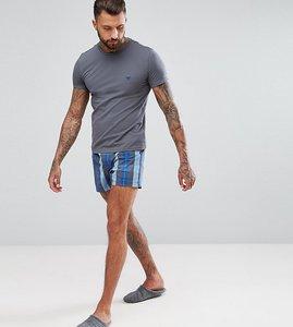 Read more about Emporio armani pyjama set - grey