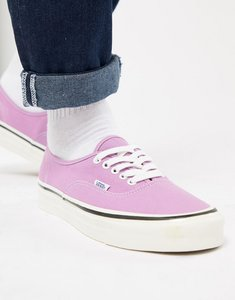 688a72ab70 Read more about Vans authentic 44 dx anaheim plimsolls in pink va38enqa9 -  pink