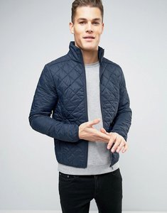 Read more about Blend quilted lightweight jacket - 70230 navy