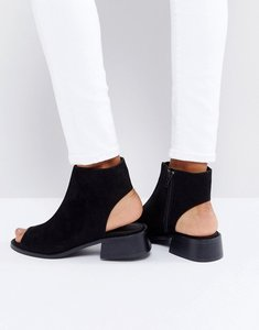 Read more about Asos amily shoe boots - black