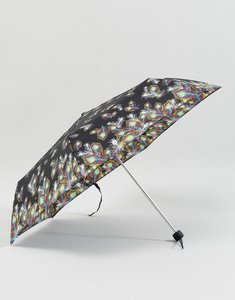 Read more about Fulton superslim 2 peacock umbrella - black