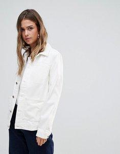 Read more about Bethnals alfie westerm denim jacket - ecru