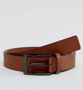 Read more about Smith and canova leather belt in tan - tan