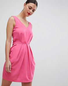 Read more about Closet london pleated sleeveless dress - pink