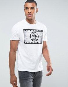Read more about Original penguin logo t-shirt - white