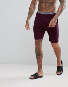 Read more about Asos jersey pyjama short with branded waistband - kidney