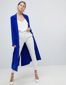 Read more about Asos design soft duster coat - cobalt