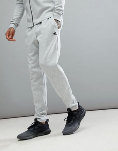 Read more about Adidas athletics stadium trousers in grey cw0261 - grey