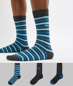 Read more about Pringle alloa socks 3 pack - multi