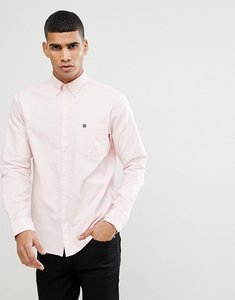 Read more about Selected homme regular button down oxford shirt - coral blush