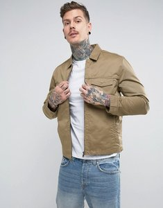 Read more about Levis harrington trucker jacket - beige