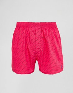 Read more about Thomas pink woven boxer - pink