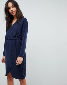 Read more about Y a s wrap dress - night sky