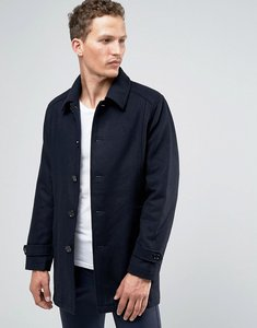 Read more about Selected homme wool mac - navy