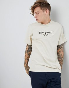 Read more about Billabong rose diamond t-shirt in stone - stone