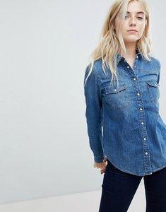 Read more about Levi s modern western denim shirt - san francisco medium