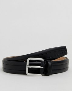 Read more about Selected homme leather belt - black