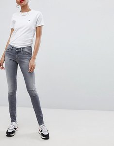 Read more about Tommy jeans mid rise nora skinny jeans - marley grey
