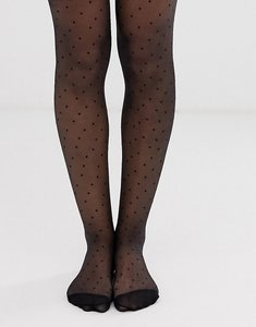 Read more about Gipsy nouvelle dot tights - black