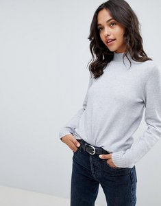 Read more about Vila high neck knitted jumper - lgm