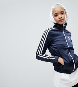 Read more about Adidas originals europa top - navy