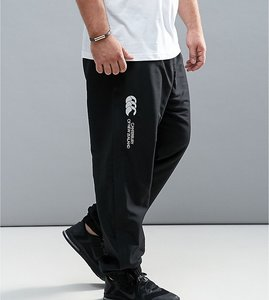 Read more about Canterbury plus cuffed stadium trousers in black e513106-989 - black