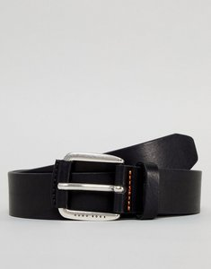 Read more about Boss jago leather belt in black - 001