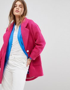 Read more about Esprit tailored coat - pink