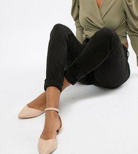 1c34e0a26a13 asos moonlight flat shoes nude - Shop asos moonlight flat shoes nude ...