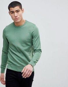 Read more about Produkt sweatshirt - dark ivy