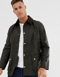 Read more about Barbour ashby wax jacket olive - olive