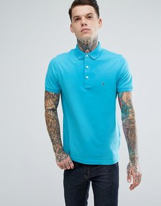 Read more about Tommy hilfiger luxury polo shirt - blue