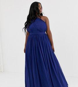 652a440649 asos tulle maxi dress black - Shop asos tulle maxi dress black ...