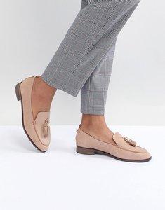 Read more about Carvela tassle leather loafer - beige