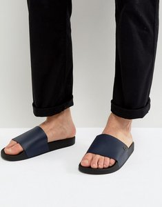Read more about Kg by kurt geiger slider sandals - blue