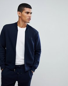 Read more about Polo ralph lauren sweat bomber in navy - navy