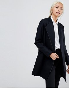 Read more about Selected wool coat - black