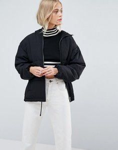 Read more about Asos ultimate puffer jacket - black
