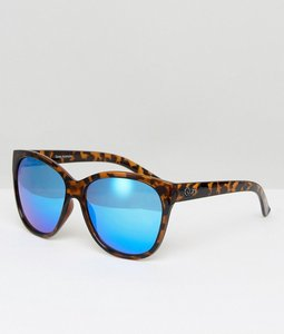 Read more about Quay australia about last night square sunglasses - brown